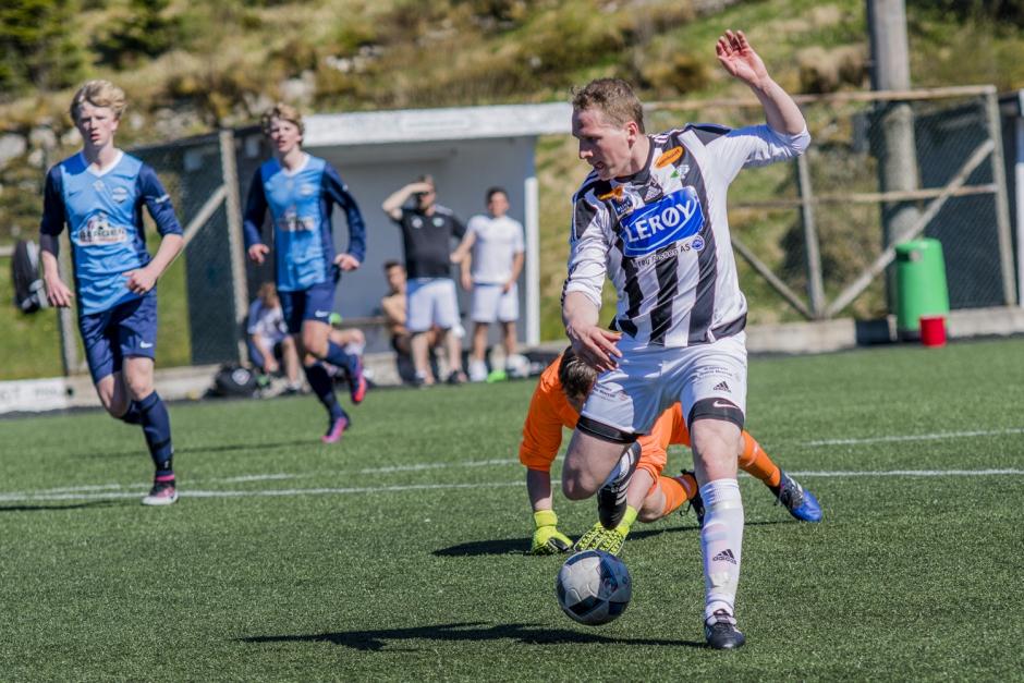 Valestrand Hjellvik FK – Sædalen IL: 7- 0
